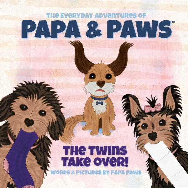Papa Paws Book 2 00 Cover FRONT HC