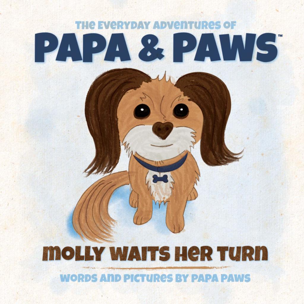 Papa Paws Book 1v1 00 FrontCover