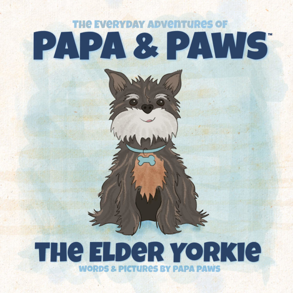 Papa Paws Short Story 2 0 front cover 1200
